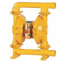 Pompes pneumatique à membranes doubles