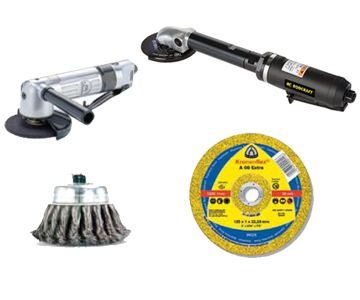Angle Grinders and accessories