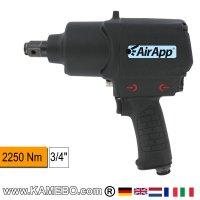 AirApp Druckluft Schlagschrauber SL250-6T