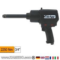 AirApp Druckluft Schlagschrauber SL251-6T