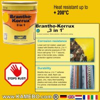 BRANTHO-KORRUX 3in1 Caterpillar Yellow Building Machinery Kit 2