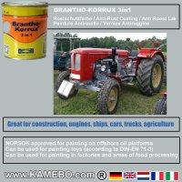 BRANTHO-KORRUX 3in1 RAL 9006 RAL 3009 Kit 1