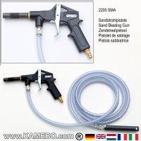 VAUPEL Sandstrahlpistole 2200 SMA