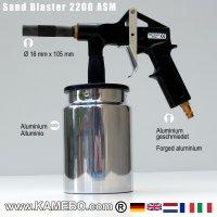 VAUPEL Sandstrahlpistole 2200 ASM