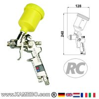 RODCRAFT Mini-Lackierpistole Pico-Speed RC8103
