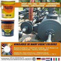 BRANTHO-KORRUX NITROFEST RAL 7035 S-GLASUR RAL 2000 Kit 1