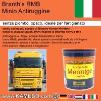 BRANTH's Rostschutz Mennige RMB 750 ml