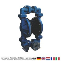 DP 25 PPT Druckluft Doppelmembranpumpe