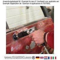 Silverline Druckluft-Bohrmaschine 793759SL