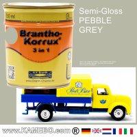 Chassislack Drei-in-Eins Kieselgrau 750 ml