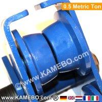 Laufkatze für Kran HJC-T500 0,5 Tonnen