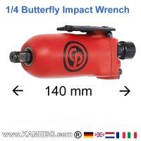 CHICAGO PNEUMATIC Butterfly Druckluft Schlagschrauber CP7711