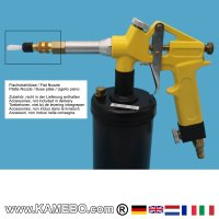 VAUPEL 3100 ASR Underbody Coating and Cavity Protection Air Gun