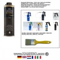 FERTAN Karosserie- und Steinschlagschutz Premium 1 Liter