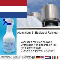 FERTAN H-102 Aluminium und Edelstahl Reiniger 1 Liter