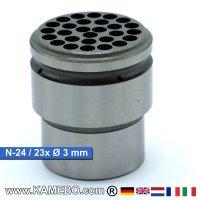 Nadelplatte 3 mm für TERYAIR Nadelentroster N-24