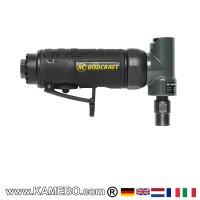 RODCRAFT Druckluft Winkel-Stabschleifer RC7128