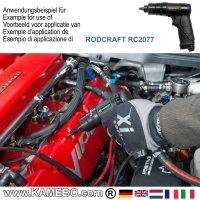RODCRAFT Mini Schlagschrauber RC2077 Kit
