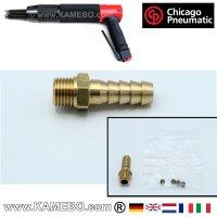 CHICAGO PNEUMATIC Industrie Nadelentroster B19MV Vibrationsreduziert
