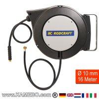 RODCRAFT Druckluft Schlauchtrommel Schlauchaufroller SAR32