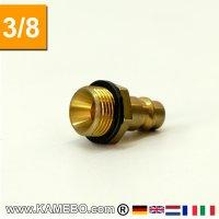 Druckluft Euro Stecknippel AM029 3/8