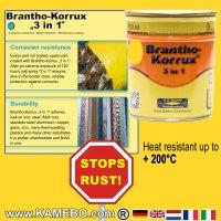 BRANTHO-KORRUX 3in1 Volvo Gelb Baumaschinen Kit 1