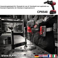CHICAGO PNEUMATIC Akku Schlagbohrmaschine CP8548 Pack