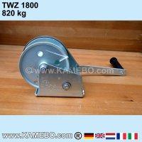 Handwinde TWZ-1800 820 kg
