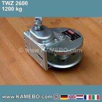 Handwinde TWZ-2600 1200 kg