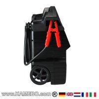 RODCRAFT Batterieladegerät / Starthilfe Booster RC600 12V / 24V