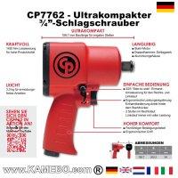 CHICAGO PNEUMATIC Druckluft Schlagschrauber CP7762