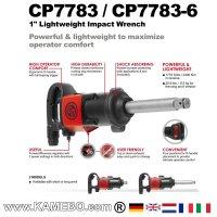 CHICAGO PNEUMATIC Druckluft Schlagschrauber CP7783