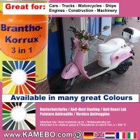 BRANTHO-KORRUX 3in1 Rostschutzfarbe RAL 4003 Erikaviolett 5 Liter
