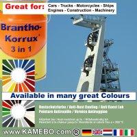 BRANTHO-KORRUX 3in1 Rostschutzfarbe RAL 6021 Blassgrün 5 Liter