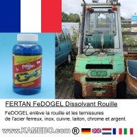 FERTAN FeDOGEL Rostlöser 750 ml