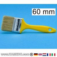 Flachpinsel 60 mm breit