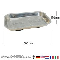 Silverline Magnetschale 150 mm x 225 mm