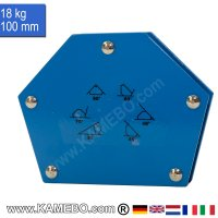 Schweißmagnet 100 mm 18 kg