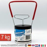 Silverline Hebevorrichtung Hebemagnet 7 kg Haltekraft