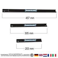 Silverline Magnetleisten 203 305 und 457 mm lang