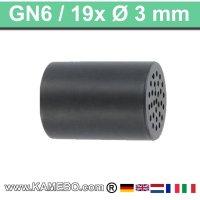 Nadelplatte 3 mm für AirApp Nadelentroster GN6
