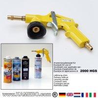 VAUPEL 2000 HGS Pistola per protezione sottoscocca e cavità