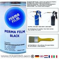 PERMA FILM Unterbodenschutz Black / Schwarz 3 Liter