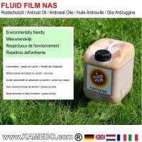 FLUID FILM NAS Rostschutzöl 5 Liter Kanister
