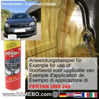 FERTAN UBS 220 Unterbodenschutz 1 Liter