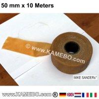 MIKE SANDER's Fettband 50 mm x 10 Meter