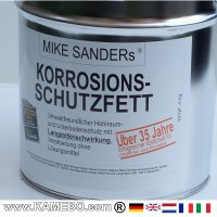 MIKE SANDER's ANTI CORROSION GREASE 4 Kg