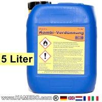 BRANTH's Kombi Verdünnung 5 Liter