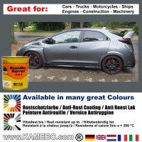 BRANTHO-KORRUX 3in1 Rostschutzlack RAL 7011 Eisengrau 750 ml
