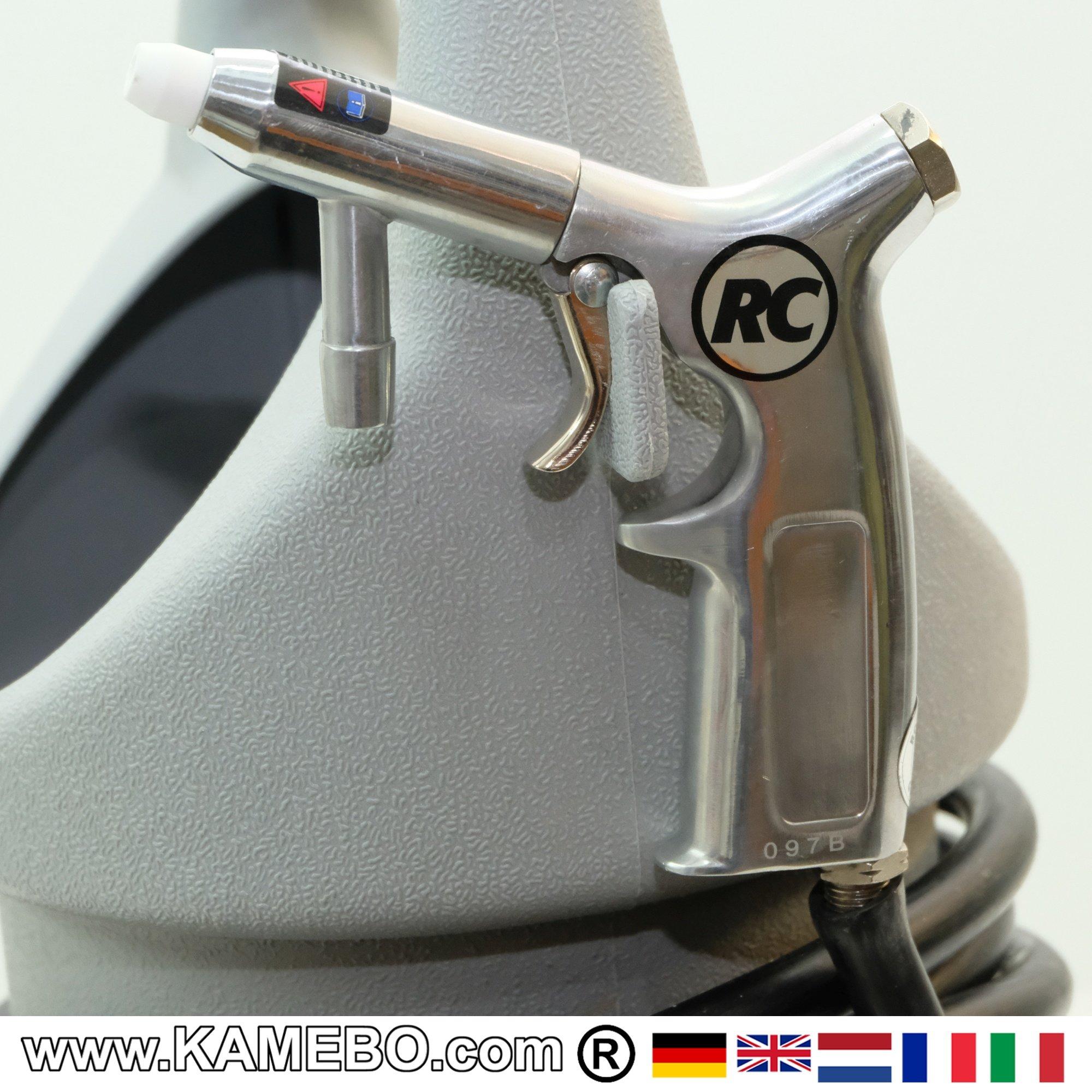 rodcraft pistolet de sablage rc8112 kamebo. Black Bedroom Furniture Sets. Home Design Ideas